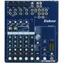 Mixer Consola Enbao Mg82cx 8 Canales 16 Efectos