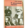 Marx. Thierry Maulnier. El Pensamiento Marxista. 1965