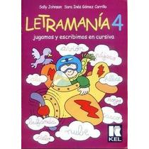 Letramania 4-edit. Kel- Nuevos Originales