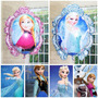 Globo Espejo Frozen Anna Elsa Gigante Caminante Disney