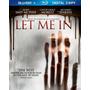 Blu-ray Let Me In / Dejame Entrar