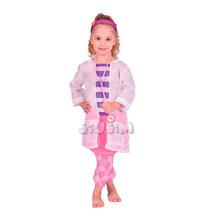 Disfraz Doctora Juguetes Original New Toys Hermoso! Jiujim