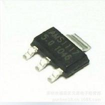 X5 Ams1117 1117 5.0v 1a Sot-223 Regulador 1-239