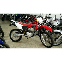 Jm-motors Honda Xr 250 Tornado 2014 Roja 15000 Km Impecable