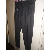 Pantalon Babucha Talle L-xl Super Calidad Impecable Líquido