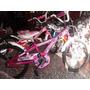 Bicicleta X-terra Aluminio Nena Giuliani Rodado 20