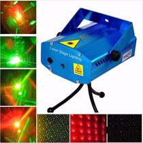 Laser Multi Punto Rojo Y Verde Maxima Potencia Con Tripode