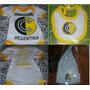 Pack Bebe X3 Body + Babero + Gorro De Comunicaciones