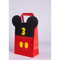 Bolsitas Golosineras Mickey Mouse