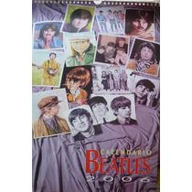 Raro Almanaque Calendario Beatles 2006