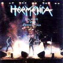 Hermética En Vivo 1993 Argentina