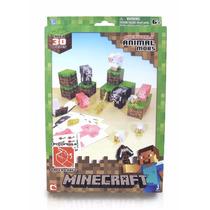 Minecraft Overworld Animal Mobs ¡fácil De Construir! ¡nuevo!