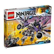 Lego Ninjago Nindroid Mechdragon 70725 691 Piezas