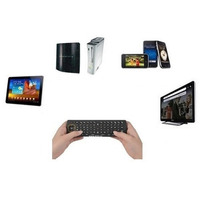 Teclado Inalambrico Air Fly Mouse Smart Tv Android Windows