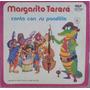 Vinilo De Margarito Terere - Canta Con Su Pandilla