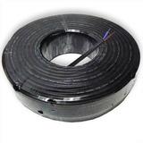 Cable Tipo Taller 2x2,5mm Rollo De 100 Metros