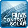 Film Para Vidrio Polarizado Espejado Privacidad (1mx1.52)
