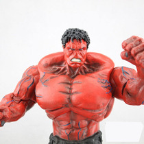 Red Hulk - Marvel - 26cm - Loose.