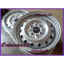 Llantas Originales Protto De Fiat 128 Super Europa -147 !!