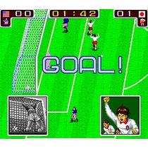 Placa Jamma Arcade De Fútbol Tecmo World Cup 90 Original.