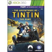 The Adventures Of Tin Tin The Secret Of The Unicorn Xbox 360
