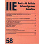 Revista Del Instituto De Investigaciones Educativas