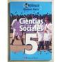 Ciencias Sociales 5 Dinámica Bs As / Ed Puerto De Palos