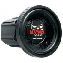 Subwoofer Selenium Matador 15 (15sw12a Dvc) 800w Rms Lanús