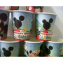 Vasos Mickey (cotillon Oficial), Polipapel Descartables!!!!