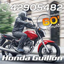 Honda Titan 150 Garantía Extendida 3 Años Honda Guillon