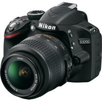 Rosario Camara Digital Nikon D3200 18/55 Video Full Hd Hdmi