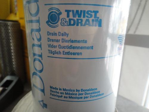 Filtro de combustible p551103 Donaldson