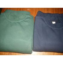 Conjuntos Escolares De Buzo Y Pantalon