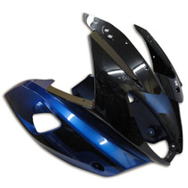 Carenado Carcaza Optica Bajaj 220f Dual Azul Gaona Motos!!!