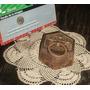 Antigua Pesa 2kg Kilog Francesa Impecable (4503)