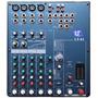 Consola L&t Lt 7 De 8 Canales Compressor Efectos Fuente