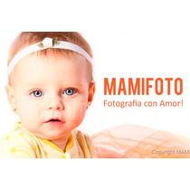 Mamifoto,book Recien Nacidos Regalo Minie Mini Mickey Disney