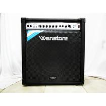 Wenstone Be1200 E Amplificador Para Bajo C/parlante Eminence
