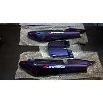 Colin Yamaha Ybr 125 Violeta 2000/2003 Rpm-1240