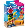 Playmobil Mini Payaso Con Instrumentos Tuni 4787