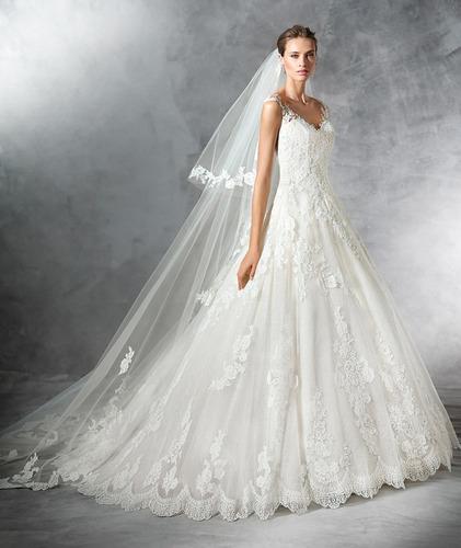 Vestidos de novia pronovias mercadolibre
