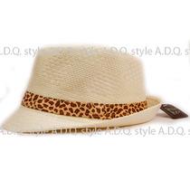 Sombrero Ala Corta Rafia Excelente Spf 432786-88