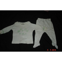 Conjunto Nene Nena Pantalon Remera Recien Nacido 0 A 3 Mimo