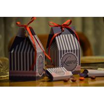 Souvenirs Cajitas De Leche Totalmente Personalizadas