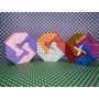 Souvenirs 15 Hermosa Caja Octogonal Deluxe Hecha En Origami
