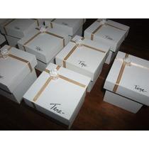 15 Años - Souvenirs - Cajas En Fibrofacil Pintadas