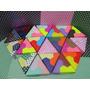 Souvenirs 15 Años Caja Triangular Hecha En Origami