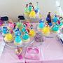 Cupcake Toppers Princesas
