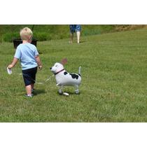 Globo Perro Caminador Inflable Mascota Souvenirs