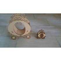 Carroza De Princesa Para Souvenirs